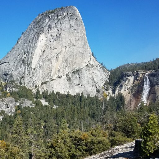 The Nevada Falls Hike